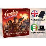 Gf9-Battlefront Firefly Adv. - Brigands & Browncoats Gioco Da Tavolo