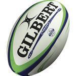 Gilbert Barbarian Pallone da Rugby, Blu, 5