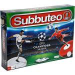 Giochi Preziosi Subbuteo Champions League Edition con 2 Squadre Accessori e Campo da Calcio