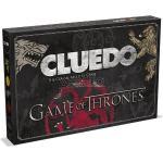 Gioco da Tavolo Cluedo Games of Thrones Versione Inglese Winning Moves