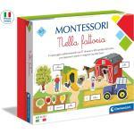 Gioco da Tavolo Educativo Clementoni Montessori nella Fattoria