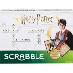 Gioco da Tavolo Scrabble Mattel Harry Potter