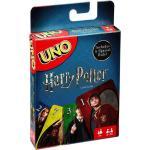 Gioco Di Carte Mattel Uno Harry Potter