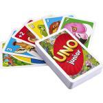 Gioco Di Carte Mattel Uno Junior