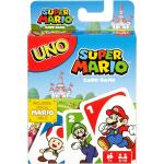 Gioco di Carte Mattel Uno Super Mario