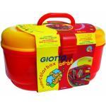 Giotto Bebè 463900 - Supercolorbox in Plastica con Superpennarelli, Supermatitoni e Due Appuntamatitoni