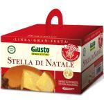 Giusto Stella di Natale senza glutine 115g