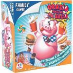 globo Gioco da tavolo Family Games Orazio Mai Sazio Giochi Divertenti Per Tutti