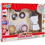 globo Moka Da Caffe' 10Pz C-2 Tazzine-Biscotti Cucina Supermercato Set Accessori