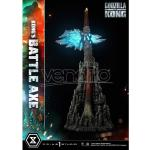Godzilla Vs Kong - Kong Battle Axe Replica Prime 1 Studio