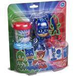 Grandi Giochi GG76152, Pj Masks Gattoboy amuleto pasta da modellare, Multicolore