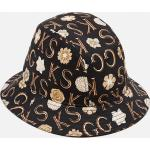 Gucci Cappello in tela con stampa Ken Scott size M