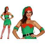 GUIRMA Costume da Elfo Donna elfa