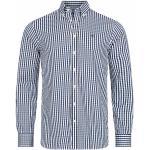 """Hackett London Classic Check Uomo Camicia casual HM305379-595"""""""