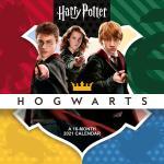 Harry Potter - 2021 Wall Calendar - Hogwarts - Calendario da parete - Unisex - multicolore