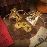 Harry Potter Cinereplicas Gringotts Chocolate Coin Mold Set Stampo