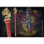 Harry Potter Penna Grifondoro Placcato Oro Noble Collection