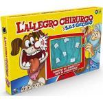 Hasbro Gioco da tavolo L'Allegro Chirurgo S.O.S Cucciolo Giochi Divertenti Per Tutti