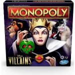 Hasbro Gioco Monopoly Disney Villains