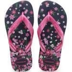 Scarpe estive larghezza E nere per l'estate per bambina Havaianas Brasil