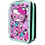 Hello Kitty Fabulous Astuccio 3 Zip