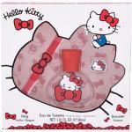Hello Kitty Hello Kitty confezione regalo eau de toilette 30 ml + bracciale + anello per bambini
