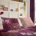 Biancheria da letto multicolore Hip