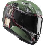 HJC RPHA 11 Boba Fett Star Wars casco, nero-verde, dimensione S