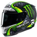 Abbigliamento ed attrezzature sportive gialli HJC Helmets Marvel