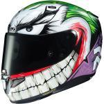 HJC RPHA 11 Joker DC Comics Casco, multicolore, dimensione 2XL