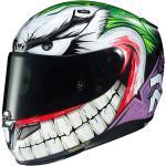 HJC RPHA 11 Joker DC Comics casco, multicolore, taglia XL