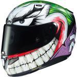 Abbigliamento ed attrezzature sportive trasparenti HJC Helmets Batman Joker