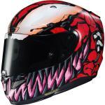 HJC RPHA 11 Maximum Carnage Marvel casco, bianco-rosso, dimensione 2XL