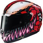 HJC RPHA 11 Maximum Carnage Marvel casco, bianco-rosso, dimensione S