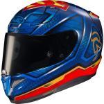 HJC RPHA 11 Superman DC Comics casco, rosso-blu, dimensione M