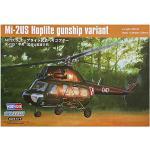 Hobbyboss 1:72 - Modellino Elicottero Mil Mi-2US Gunship Variant - HBB87242