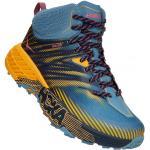 Hoka One One - Women's Speedgoat Mid 2 GTX - Scarpe da trekking US 9,5 - Regular   EU 42 blu/nero