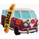Ibiza Isole Baleari Spagna Calamita da frigorifero 3D Regalo Regalo Regalo Casa Cucina Decorazione Magnetica Sticker Ibiza Spagna Frigorifero Magnet Collection