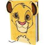 Il Re Leone - Simba - Blocknotes - Unisex - giallo