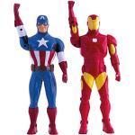 IMC Toys 390133AV1, Walkie Talkie personaggi Avengers 2.4 Ghz