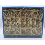 INPRONTEEDIZIONI Impronte ipz132 - Michelangelo: La Cappella Sistina - Puzzle 1000 Pezzi