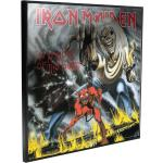 Iron Maiden - Number of the Beast - Crystal Clear Picture - Poster - Unisex - multicolor
