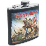 Iron Maiden - Trooper - Fiaschetta - Unisex - colore argento