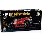 Italeri 4701 - Fiat Mefistofele Model Kit Scala 1:12
