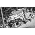 Ixo Model Ram656 Toyota Yaris Wrc N.12 Rally Finland 2017 Lappi-Ferm 1:43 Modellino
