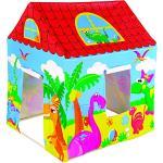Jilong 97016 - Casetta Gioco Animal Play House, Azzurro