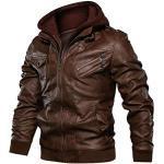 Jimmackey Giacca Invernale da Uomo Cool Giacca Militare Giacca Tattica Leggera e Traspirante Abbigliamento Materiale Super Resistente per Creare Un Caldo Inverno