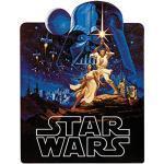 Joy Toy Star Wars Adesivo da Parete Gigante 1 Foglio, Multicolore, 5x5x69 cm