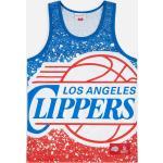 Tank top per Uomo Mitchell & Ness LA Clippers