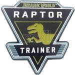 Jurassic World Spilla Badge Raptor Fanattik
